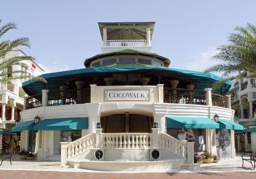 Cocowalk Coconut Grove