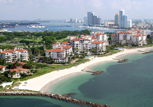 Fisher Island South Beach