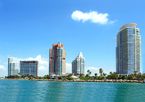 South Pointe Condominium Miami Beach