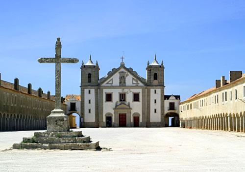 Sanctuary of Nossa Senhora do Cabo