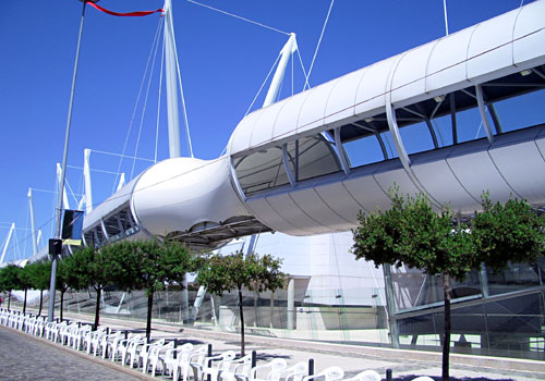 Lisbon Olympic Village