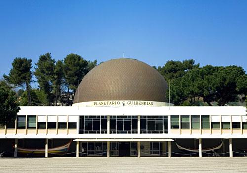 Planetarium at Museu Calouste Gulbenkian