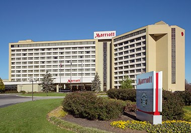 Marriott Hotel Overland Park Exterior