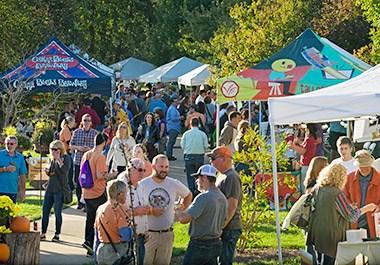 Overland Park Brewfest Tents
