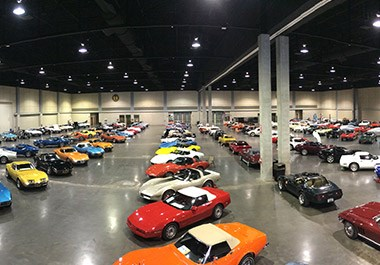 Car Show Overland Park Convention Center
