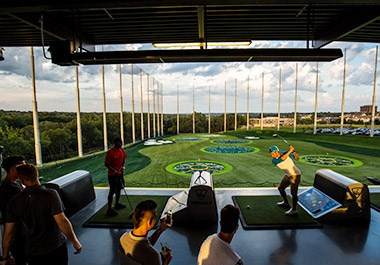TopGolf in Overland Park