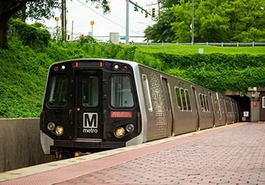 Metro Platform