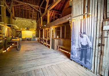 Woodlawn Manor Cultural Park Interior