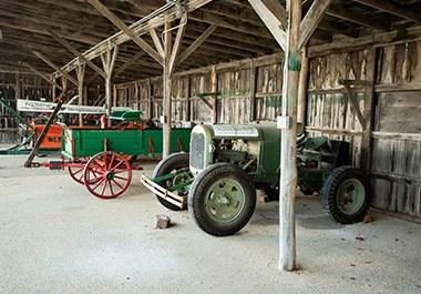 Agricultural History Farm Park Tractors