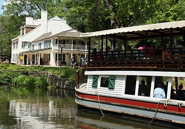 C&O Canal Great Falls Tavern Visitor Center