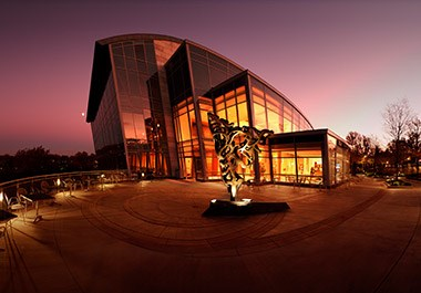 Music Center Strathmore Sunset