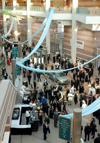 Atlantic City Convention Center Atrium