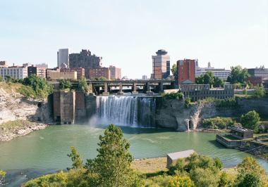 Rochester, NY High Falls