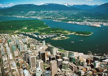 West Vancouver Skyline