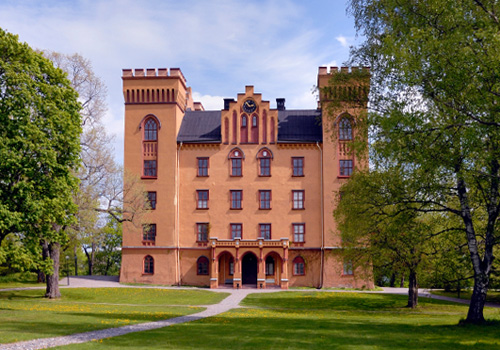 Bogesund Castle