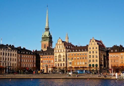 Gamla Stan (Old Town) Stockholm
