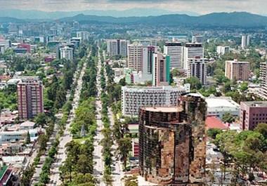 Guatemala Cityscape