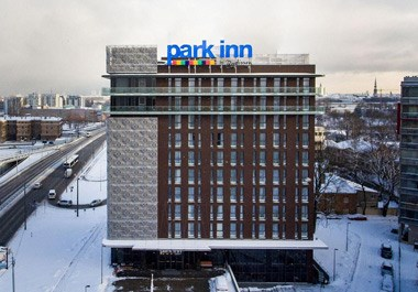 Park Inn by Radisson Valdemara, Riga