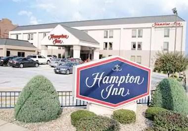 Hampton Inn Quincy