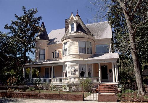 C.W. Worth House