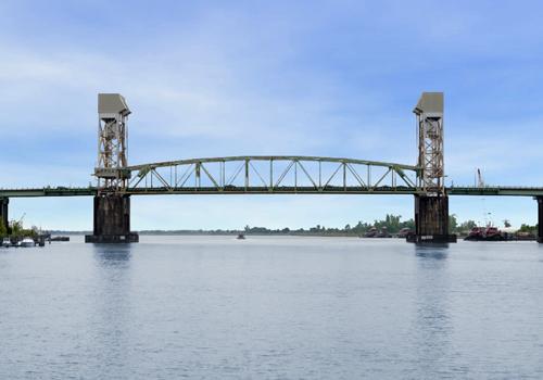 Cape Fear Memorial Bridge
