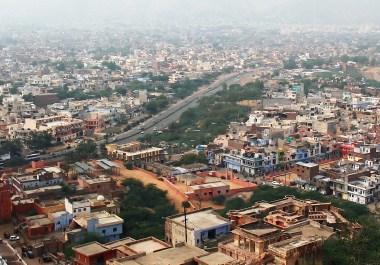 Jaipur Cityscape