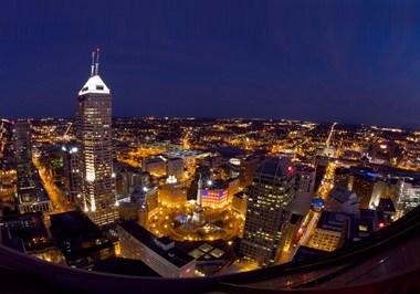 Indiana Skyline