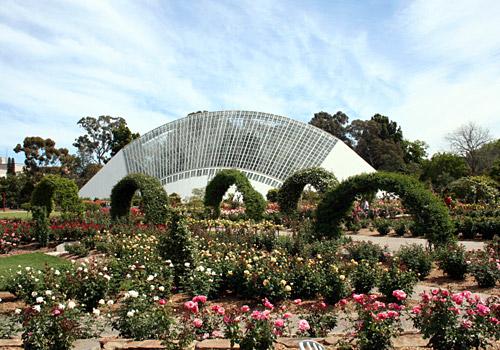 Adelaide Botanic Gardens Bicentennial Conservatory