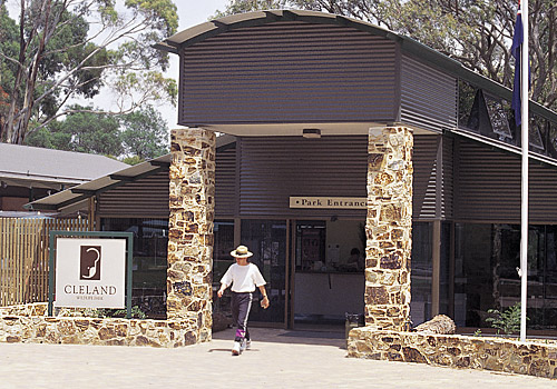 Cleland Conservation and Wildlife Park