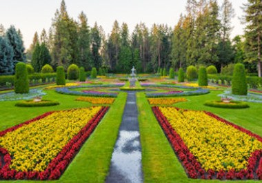 Duncan Gardens located in Manito Park