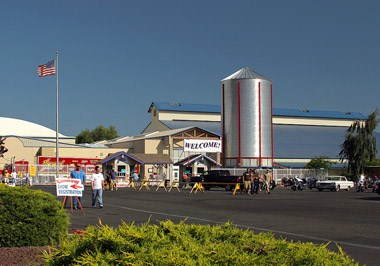 Spokane Fair and Expo Center