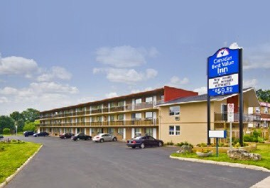 Canadas Best Value Inn - Burlington/Hamilton
