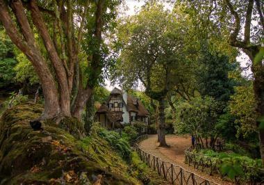 Natural Park Quimadas Santana