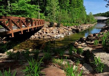 Crystal Bridges Trail