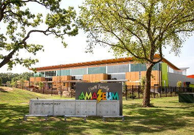 Scott's Family Amazeum hands-on learning Museum