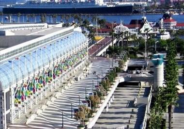 Convention Center Promenade
