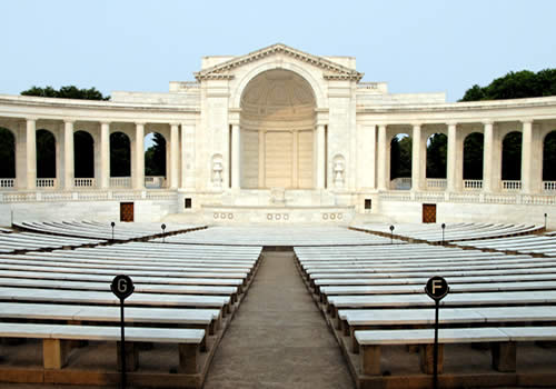 Auditorium at Arlington National Cemetery