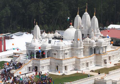 Shri Swaminarayan Mandir Lilburn