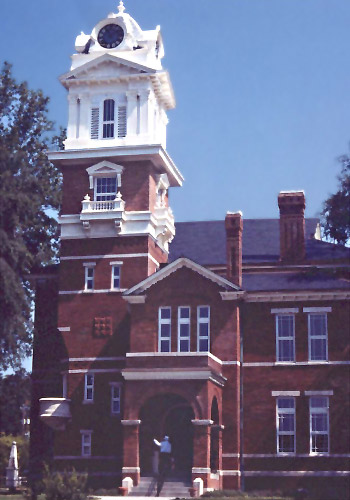 Gwinnett Historic Courthouse