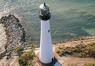 Key Biscayne Bill Baggs Cape Florida Light House