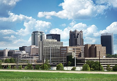 Birmingham's City Center