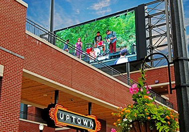 Uptown Entertainment District