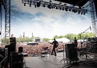 Birmingham's Live Music Scene