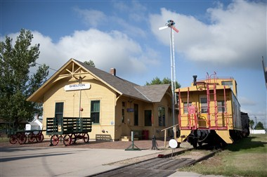 Trails & Rails Museum