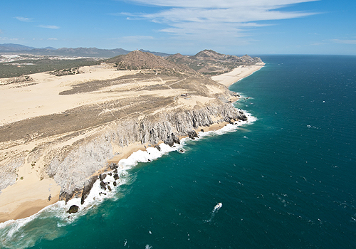 Baja California Coastline
