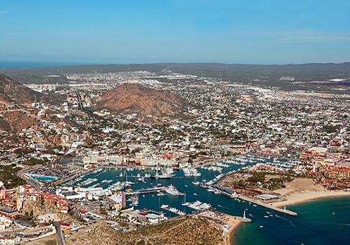 Cabo San Lucas Skyline