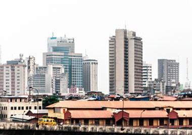 Lagos Cityscape