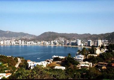 Acapulco Cityscape