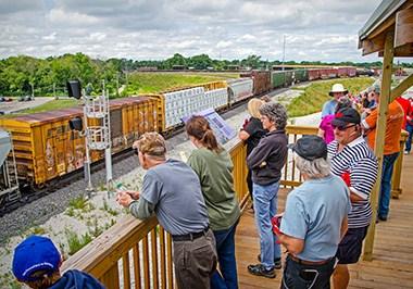 Homewood Railroad Platform & Park