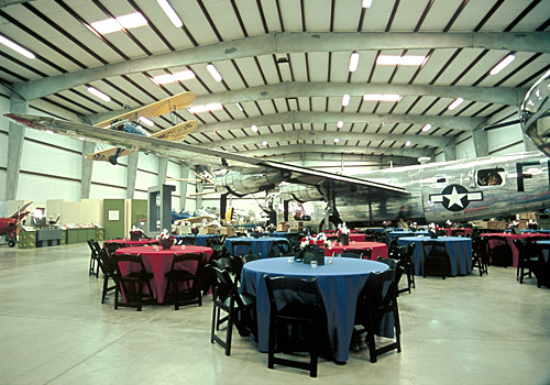 Pima Air and Space Museum - WWII Hanger